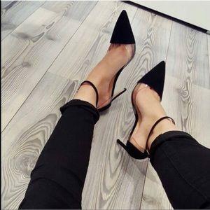 Brand new Zara stilettos